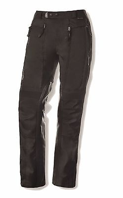 Olympia MotoSports Women's Expedition Pant BLACK 14