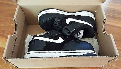 Nike baby shoes Little Dunk Low size 6 - New in box