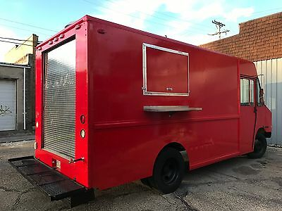 PRICE REDUCED! FOOD TRUCK equipped w NSF restaurant equipment - SEND BEST OFFER