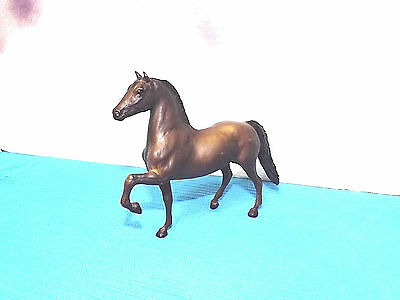"Breyer Saddlebred PADDOCK PAL 6""x5"" ....Manufactured before 1985 Good Condition"