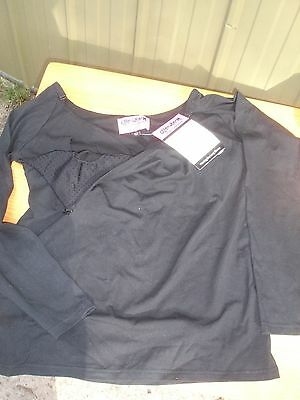 Nursing top for breast feeding NEW with Tag from GloamourMom