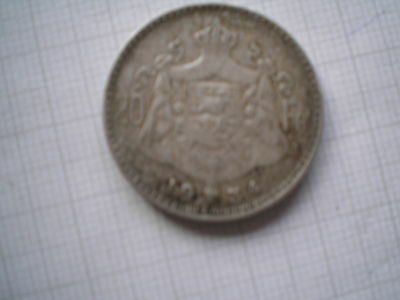 Piece 20 francs 1934 argent Albert 1er