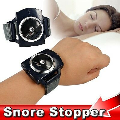 Bracelet Anti Ronflement Infrarouge Aide au sommeil  PROMO