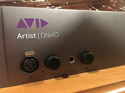 Avid Artist DNxIO 4K INTERFACE W/ PCIe CARD & CABLE