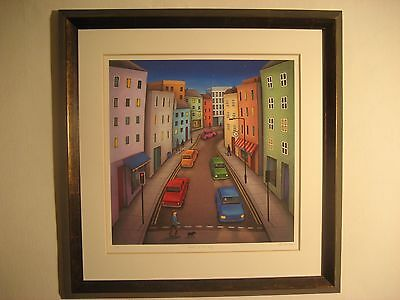 Paul Horton Heart of the City signed limited edition