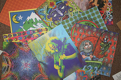 Any 50 Sheets Of Blotter Art Priced Up To £15 Each In Ebay Shop For £200 Fre P&p