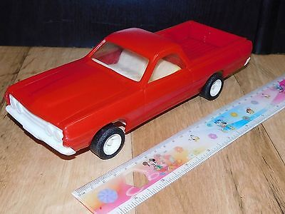 Tonka 1968 69 Red Rot Ford Ranchero for Carrier Auto Truck Pick Up Vintage Toy