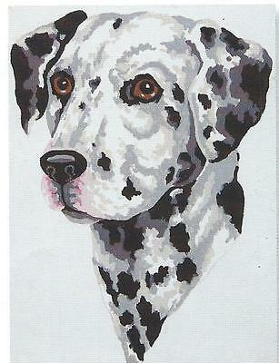 DALMATION  NEEDLEPOINT TAPESTRY   - 30 x 40 cm! SPECIAL FREE POST