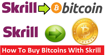 Buy upto $10,000 in Bitcoin - BTC pay with Skrill