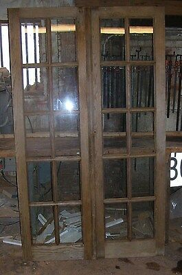 "Antique French Doors-48""+ x 81""+,St.Louis Salvage-Vintage"