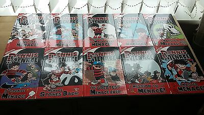 Dennis the Menace childrens book collection