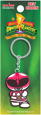 Mighty Morphin Power Rangers Pink Ranger Key Chain