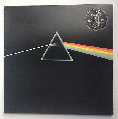 pink floyd dark side of the moon EX +poster