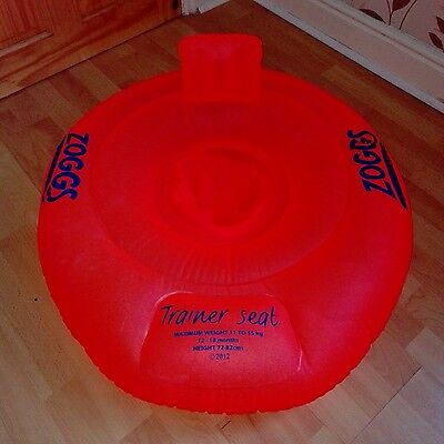 Zoggs Baby Swimming Trainer Seat 12-18 Months