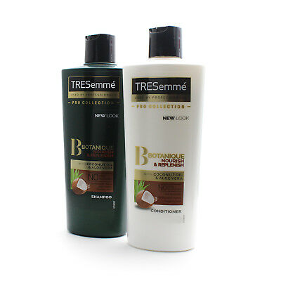TRESemme Botanique Nourish & Replenish Shampoo & Conditioner 750ml