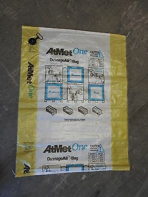 New AtmetOne Dunnage Bag AAR Approved  36''x48'' 10pcs/pack
