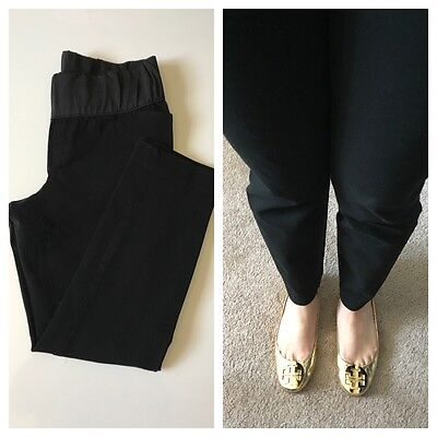 Gap Maternity Skinny Pants Size 4 Black