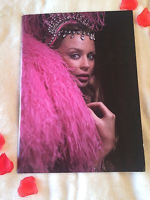 Kylie Minogue: Official Showgirl 2005 Tour Programme, Immaculate Including Bag!