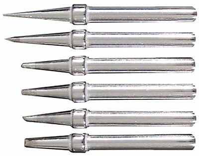 Elenco TIPK-1 Soldering Iron 6 Tip Package - for your next soldering project