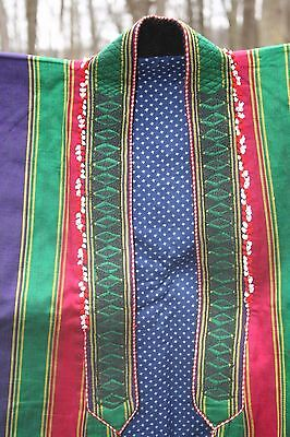 Afghanistan Ornate Chapan Coat Never Worn bought in 1978