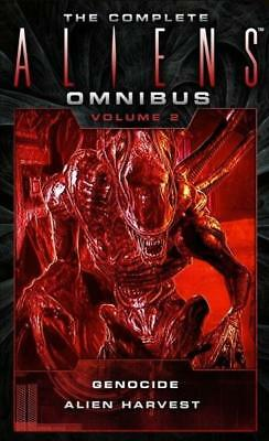 NEW The Complete Aliens Omnibus By David Bischoff Paperback Free Shipping