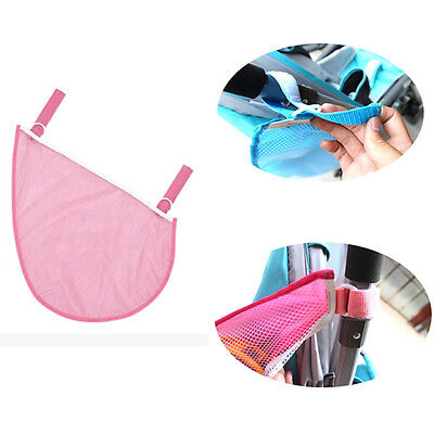 Hanging Side Bag Pushchair Storage Net New Accessories Mesh 1 Pcs Baby Hot