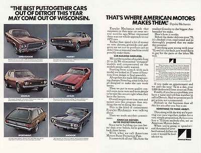 1972 American Motors: Out of Wisconsin (17817)