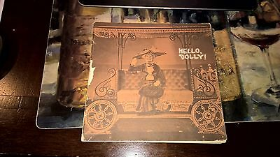 """""""Hello Dolly!"""" Carol Channing PLAYBILL RARE EDITION STAGE 1967"""