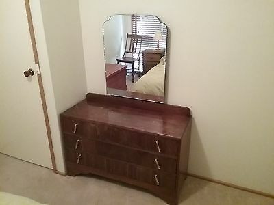 Art Deco Dresser / Dressing Table