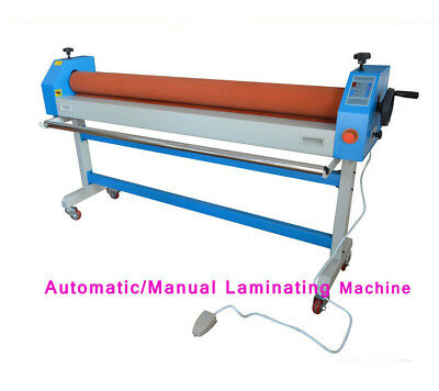 Automatic Electric/Manual 63In 1600MM Large Cold Laminating Machine Plywood Pack