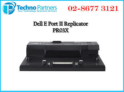 Dell E-Port II PR03X  Reflector USB 2.0 Docking Station Precision M Series Model