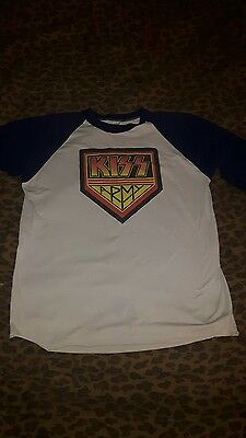 KISS - 1997 Reunion Tour Jersey, Men's XL Shirt
