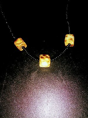 Shamans Paranormal Unique Cryptic Channeling Spiritual Necklace Psychic Powers