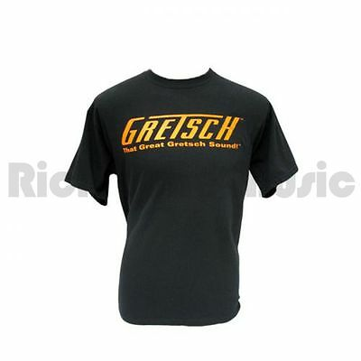That Great Gretsch Sound T-Shirt - Black - XXL