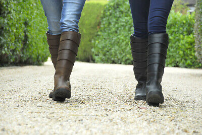 Rhinegold 'Elite' Colorado Leather Country | Horse Riding Boots | ALL SIZES Sale