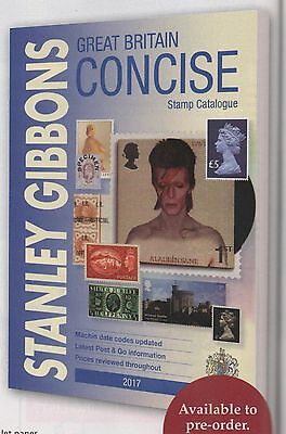 Gb Advance Order 2017 New Concise Sg Catalogue 32Nd Edition Pre-Order End June