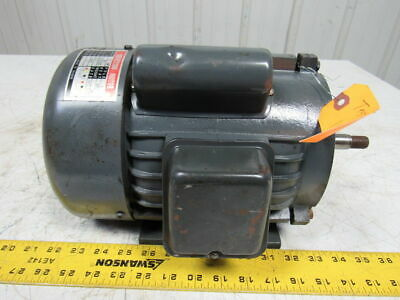 1 Hp Induction Electric Motor 110/220V 1PH  3600 RPM