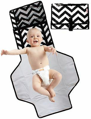 Boo Moi - Baby Changing Mat and Mini Bag - Travel Mat. Lightweight, Waterproof