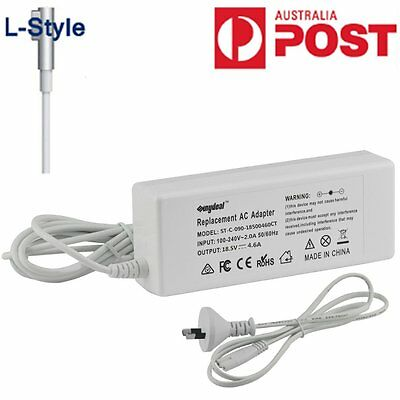 "18.5V 4.6A Power Supply Charger for Apple Macbook pro 15"" 17"" MA463LL/A A1343"