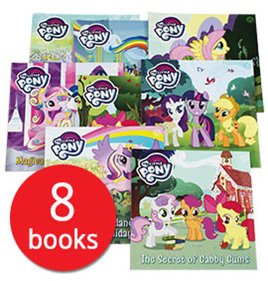 My Little Pony Picture Book Collection - 8 Books