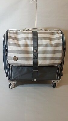 We R Memory Keepers 360 Rolling Bag In Grey