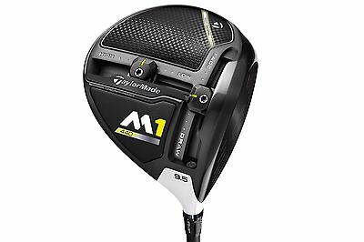 New Taylor Made M1 440 9.5 Driver Head Only With Head Cover