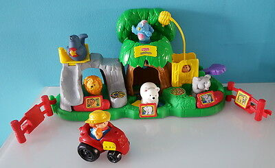 Little People Zoo son des animaux