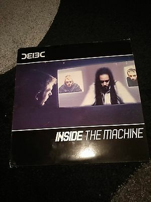 Drum and bass Vinyl - Bad Company - Inside the Machine LP