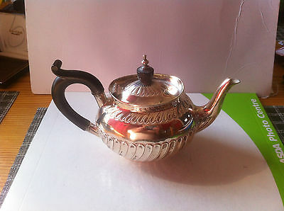 silver 925 grade bachelor tea pot