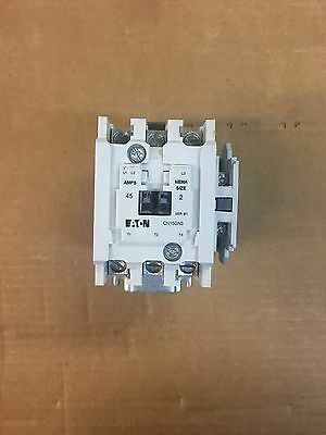 Nnb  Cn15Gn3 Contactor 45Amp 120V 60Hz 3Pole W2-3