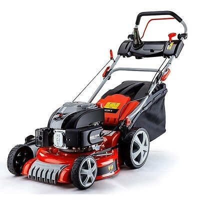 "Baumr-AG 19"" Self-Propelled Lawn Mower -760SX II"