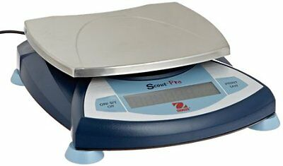 Display Ohaus Scout Pro SP6001 Portable Scale- 6000 Gram x 0.1 g
