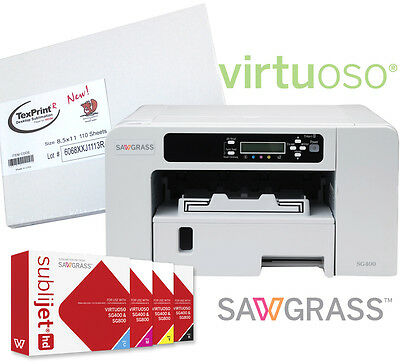 Sawgrass Virtuoso SG400 HD Sublimation System EMAIL US FOR SPECIAL DEAL!