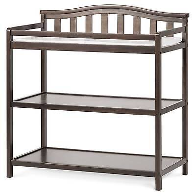 Child Craft Camden Arch Top Changing Table - Slate